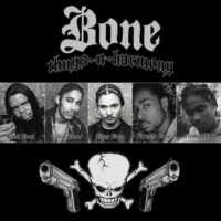 Группа для тех, кому нравится творчество этих талантливых и многогранных рэп/хип-хоп исполнителей с Мид-Вэста - BONE THUGS-N-HARMONY, а именно:  Bizzy Bone (AKA R.I.P., Lil' Ripsta,...