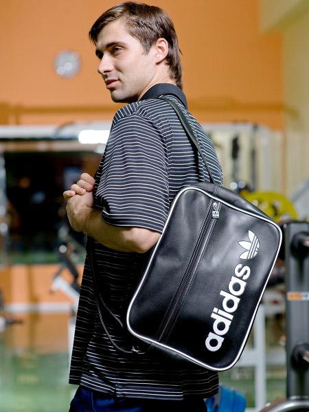 купить спортивную сумку адидас - Сумки.