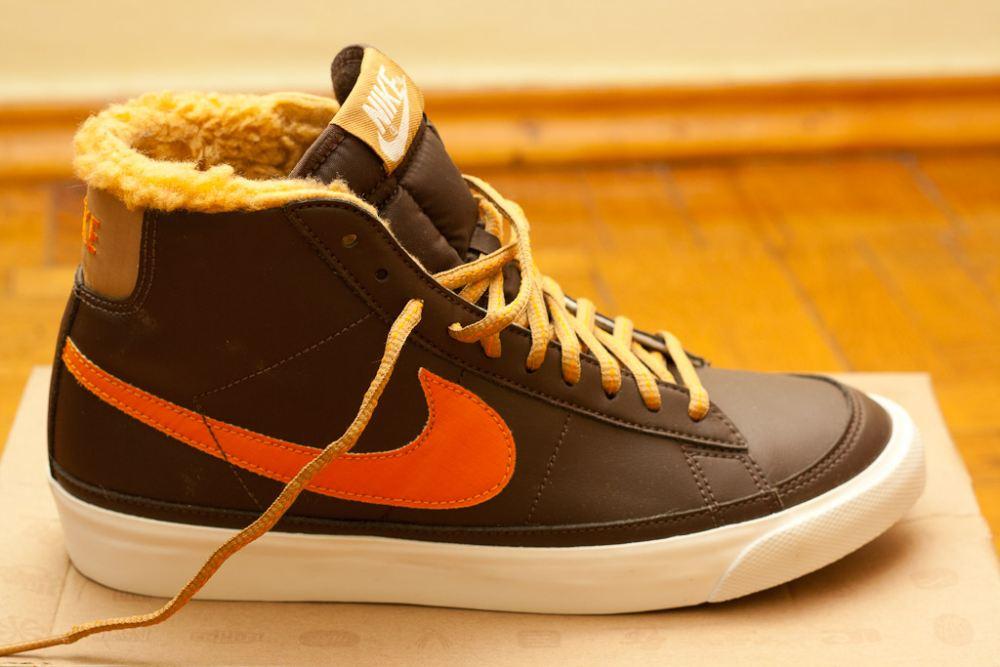 Обувь - зимняя обувь мужская nike