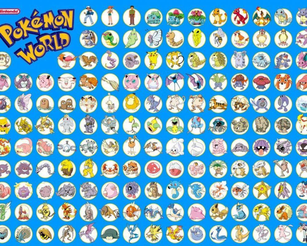 Fotos de todos los pokemon de teselia 15