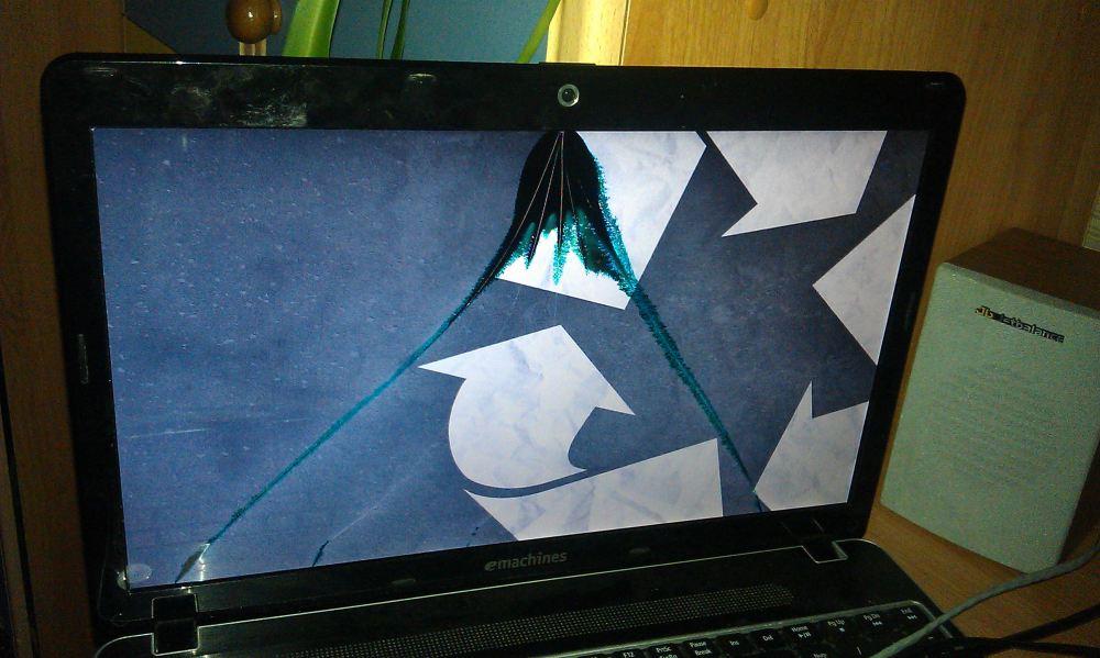 Как сделать у ноутбука сенсорный экран