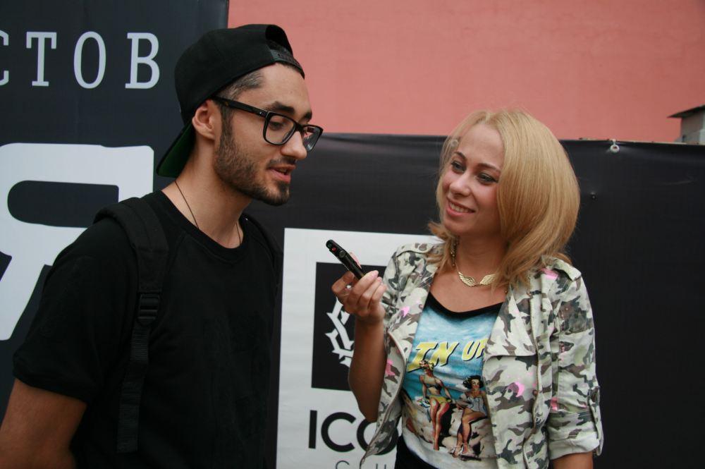 Маяк On The RAP - в гостях у Иры PSP: ТИМАТИ, Kristina Si, Вальтер ...