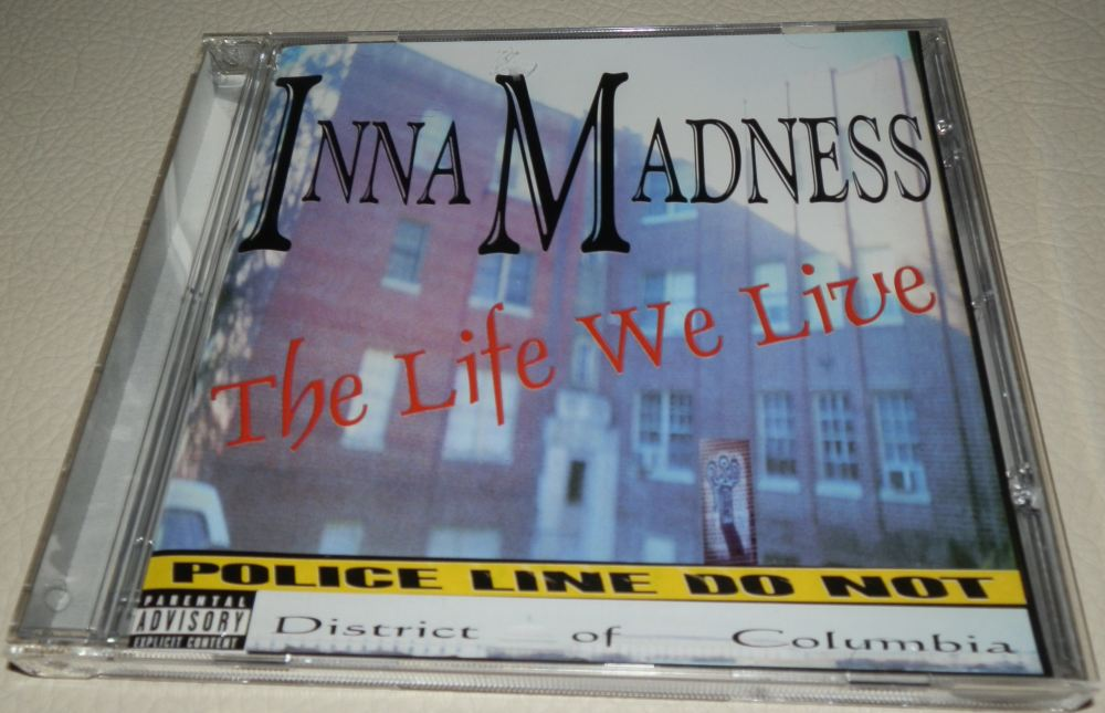 Hip hop inna madness the life we live 2001 im music corp altavistaventures Images
