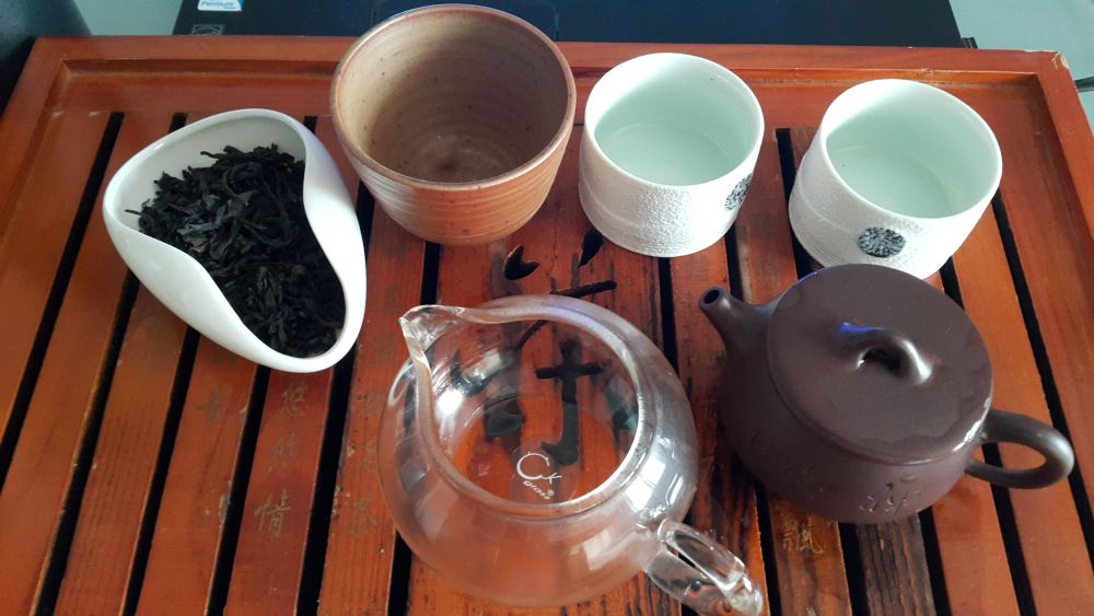 Монастырский чай хуйня